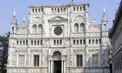 pavese-certosa_di_Pavia-facciata-foto_U._Barcella